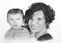 retrato-madre-hijo